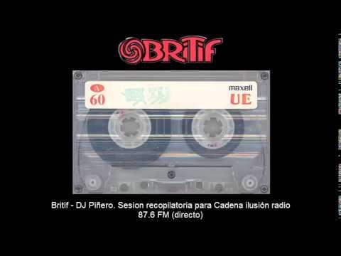 Britif DJ Piñero 87.6 FM cadena ilusión radio (directo)