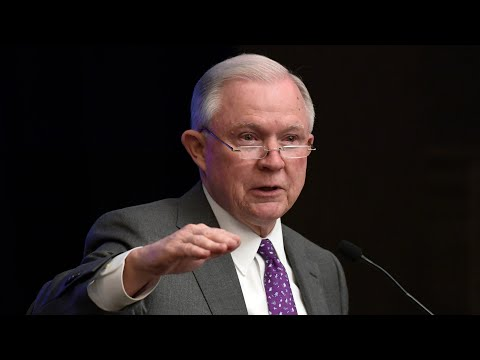Sessions speaks at conference in Arizona