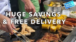 60% Off Omaha Steak, FREE Cookbooks - The Deal Guy