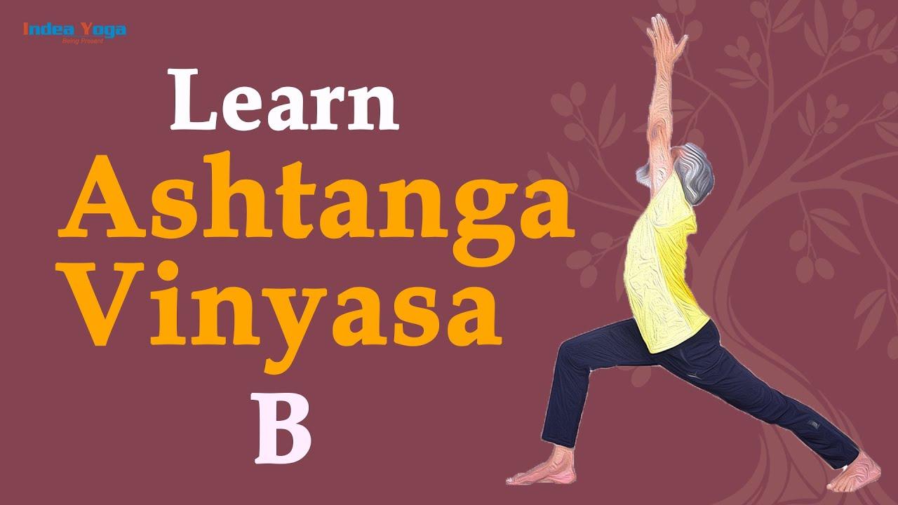 Vinyasa Yoga For Beginners Ashtanga Home Practice Indeayoga Mysore Youtube