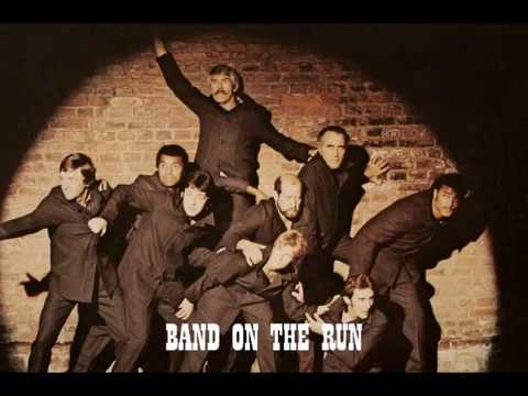"""Band on the run"" di Paul McCartney, album completo (full ..."