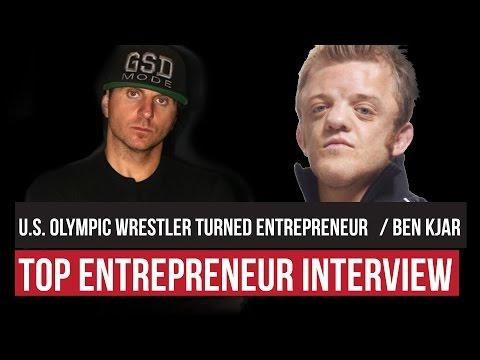 U.S. Olympian Turned Entrepreneur / Ben Kjar