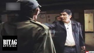 """""""Lolo Rambo"""" ng Antipolo, kargado ng .38! Hinuli ni BITAG!"""