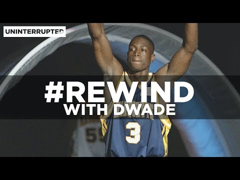 Dwyane Wade Recalls Midnight Madness at Marquette University | #REWIND