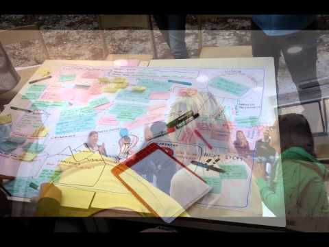 An insight into Art of Participatory Leadership training Slovenia 2014
