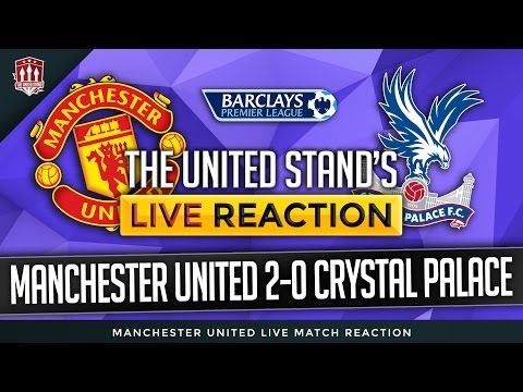 Manchester United vs Crystal Palace 2-0 | Darmian & Delaney goal wins it!