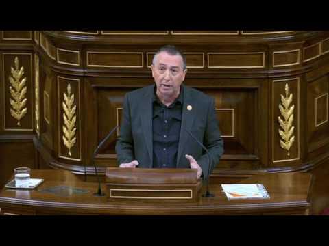 """Baldoví: """"Quan pensen pagar la factura del Congrés del PP a Fira València que organitzà la Gürtel?"""""""