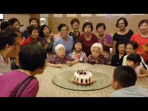 Holy Family Taichi Group Lunch  30th Anninversary (1987~2017)