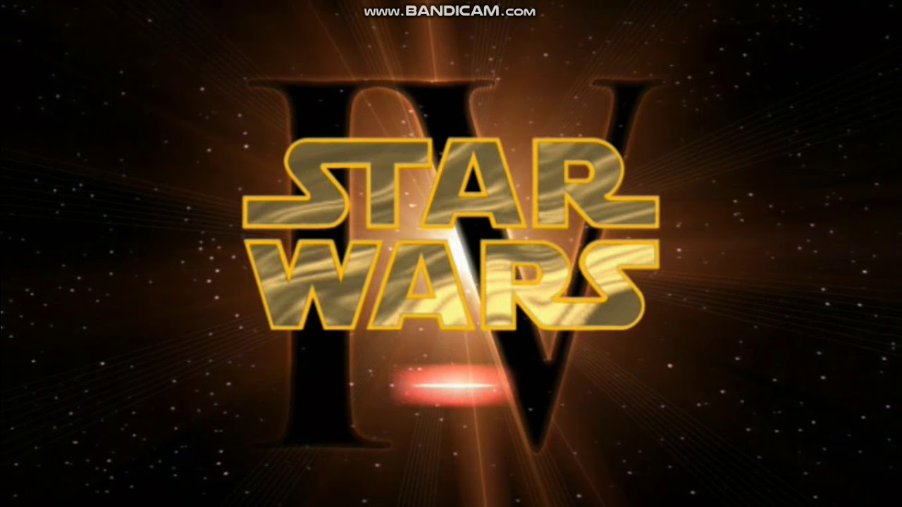 Opening To Star Wars Episode Iv A New Hope 2006 Dvd Widescreen Youtube