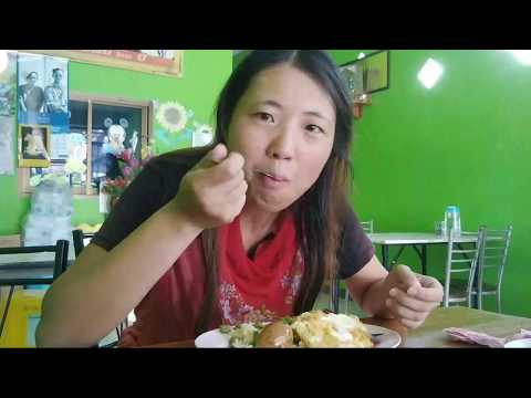 Breakfast Time in Thailand (Mukbang) (It was live)