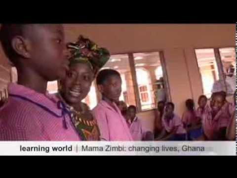 Ghana: 'Mama Zimbi' - a Radio show to empower women (Learning World S1E4)