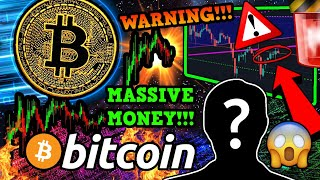 URGENT!!!! BITCOIN CRITICAL MOVE in 24 HRS!! SOMEONE IS BUYING 85% of ALL BTC!