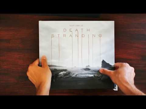 ARTBOOK : TOUT L'ART DE DEATH STRANDING