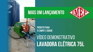 Lavadora Alta Pressão Elétrica IMEP