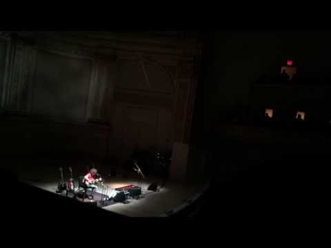 The Hardest Part - Ryan Adams at Carnegie Hall 11/17/2014