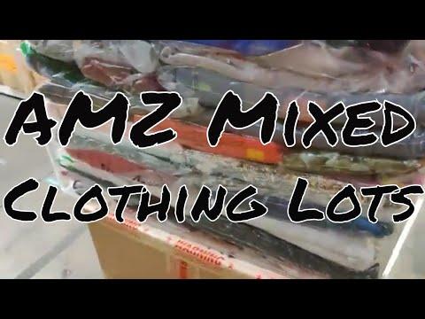 AMZ Mixed Clothing Lots