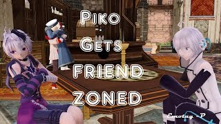 [ MMD ] Piko Gets Friend Zoned - Vocaloid Funny HD 60 fps