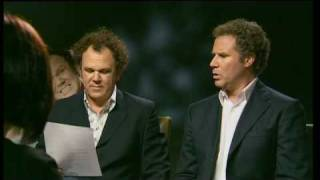 Step Brothers Interview- Will Ferrell, John C Reilly, And Adam McKay In Dublin Part 2