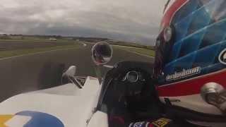 Alex Davison F5000 Phillip Island. Lola T332.