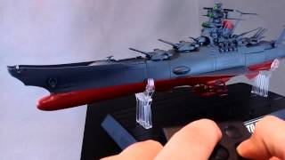 SOC GX-64 Space Battleship Yamato Review ( Soul of Chogokin Starblazers )