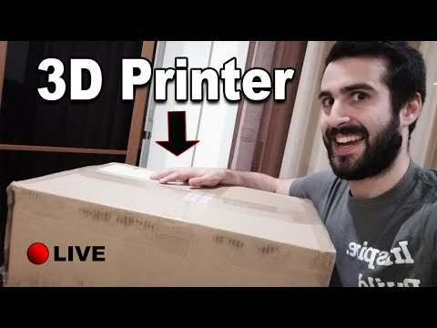 Tech Talks #4 - First Time Building a 3D Printer - Part 2