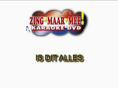 Doe Maar -  Is dit alles ( KARAOKE ) Lyrics