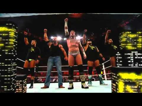 WWE  Raw Theme Song   720p HD 2011