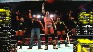 WWE - Raw Theme Song Video - [720p HD] 2011