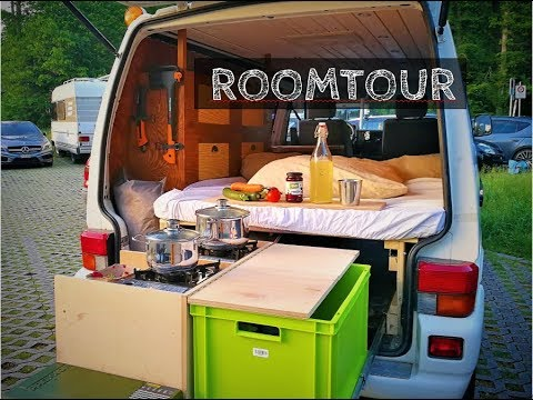 busvorstellung vw t4 transporter ausbau zum camper. Black Bedroom Furniture Sets. Home Design Ideas