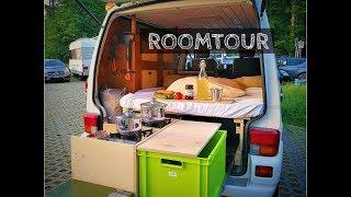Busvorstellung | VW T4 Transporter Ausbau zum Camper | Roomtour