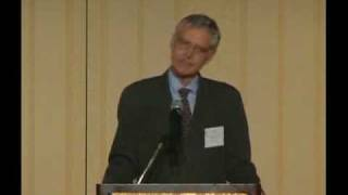 Part 1, Thomas Bender at 2009 Phi Beta Kappa Triennial Council
