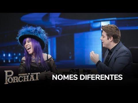 Baby Do Brasil Explica Por Que Deu Nomes Diferentes Para Os Filhos