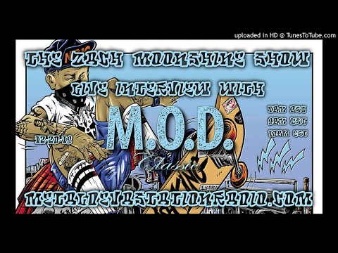 M.O.D. Classic Interview 2019 - The Zach Moonshine Show