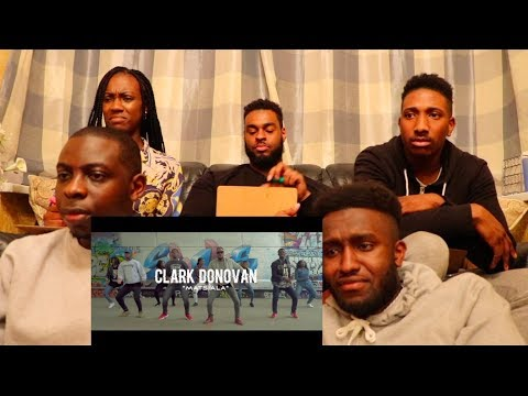Clark Donovan - Matsiala ( REACTION VIDEO ) || @clark_dono @Ubunifuspace