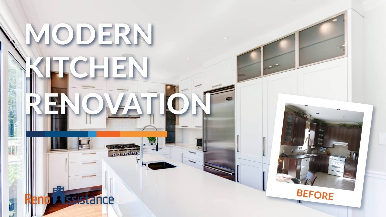 renovate kitchen