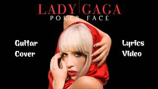 Lady gaga - poker face | acoustic cover