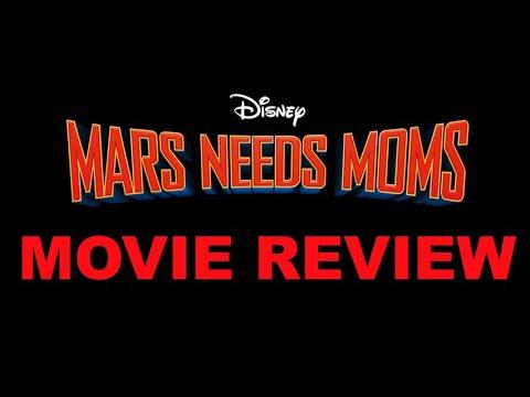 Mars Needs Moms: Movie Review