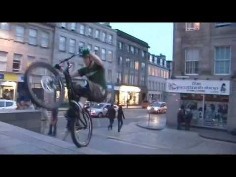 Danny Macaskill -Next level street trials
