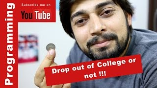 Video drop out of college or not download MP3, 3GP, MP4, WEBM, AVI, FLV Mei 2018