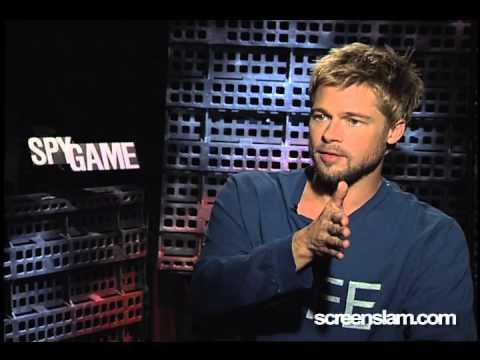 Spy Game: Brad Pitt Interview
