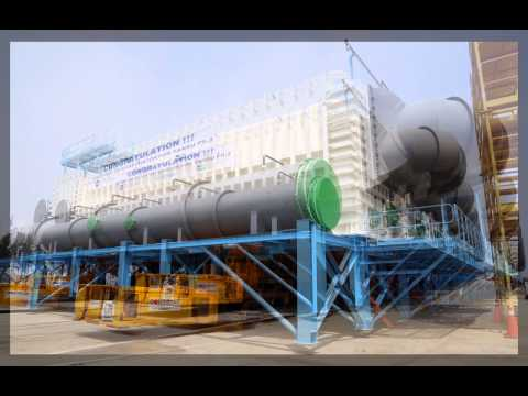 Desalination Evaporator shipped to Saudi Arabia