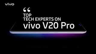 Tech Gurus | First Reaction to #vivoV20Pro | #Slimmest5G Launching on 2nd December