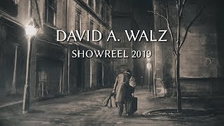 Animation Showreel 2019