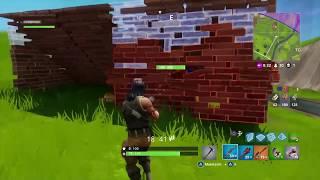[FR] Je trouve un LUTIN dans un mur FORTNITE Battle royale (NO FAKE)