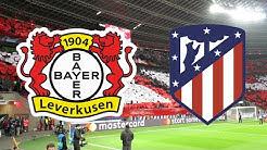 Bayer 04 Leverkusen - Atlético Madrid [Saison 2019/2020] | Impressionen