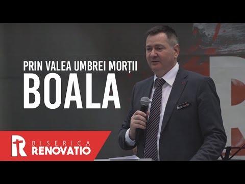 Florin Ianovici - Prin valea umbrei morții - BOALA   MISIUNEA RENOVATIO