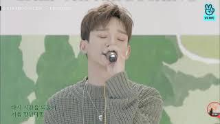 "Download 190401 Kim Jongdae CHEN [EXO] ""Beautiful Goodbye""  Live Busking /April and a Flower 1st Mini Album Mp3"