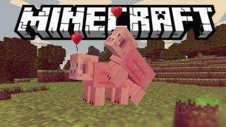 Minecraft - Rozmnażanie, Baby Animals i tryb miłości
