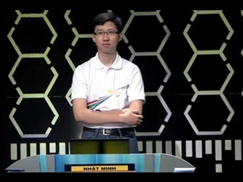 Cau be Google Nhat Minh đạt 400 điểm Olympia 17