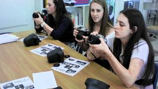 Photography One: Students Learn from Pinholes to Pixels